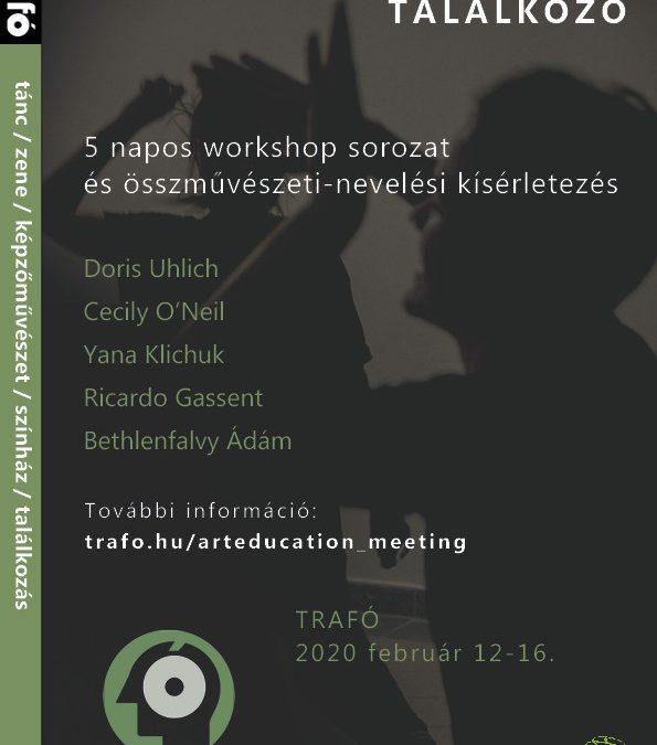 INTERNATIONAL ARTISTIC EDUCATION MEETING