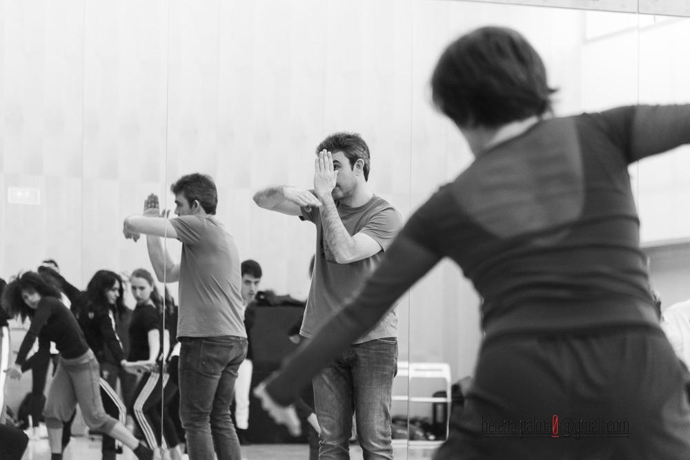 22.10.2021 Laboratorio de creación: Soundpainting, danza, localización y cámara.